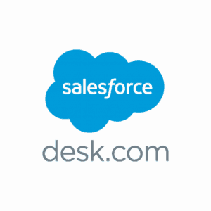 Salesforce desk.com Logo