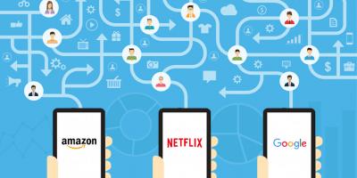 Customer Behavior Data Amazon Netflix Google