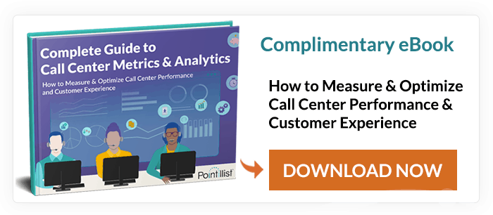Complete Guide to Call Center Metrics and Analytics eBook