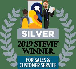 2019 Stevie Silver Award