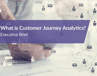 Customer Journey Analytics Executive Brief