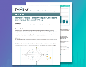 Customer Journey Analytics Telecom Case Study