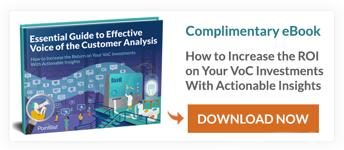 Free eBook: Essential Guide to Effective Voice of the Customer Analysis