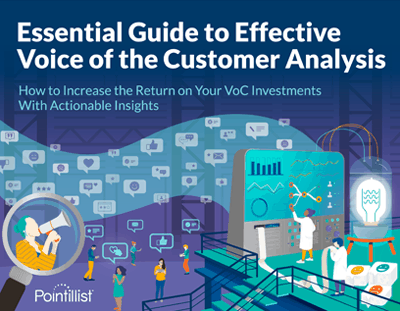 Essential Guide to Effective Voice of the Customer eBook