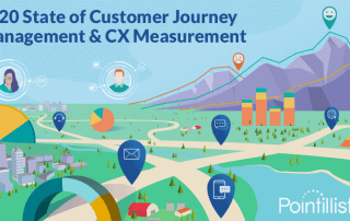 state of customer journey management and cx measurement report