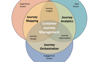 customer journey management framework by pointillist