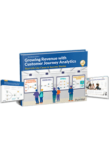 grow revenue with journey analytics ebook cover