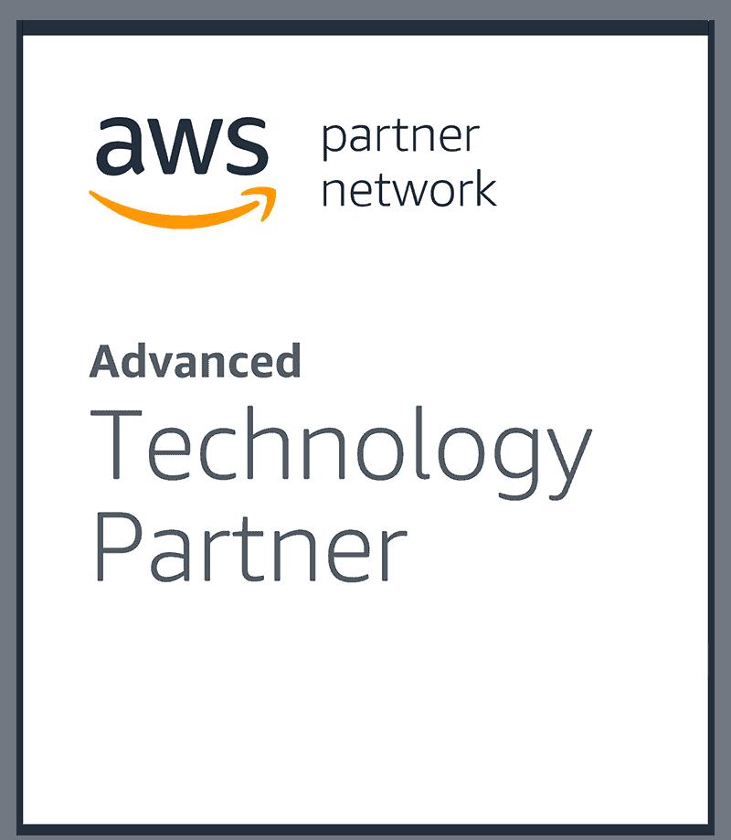 AWS Advanced Technology Partner Badge