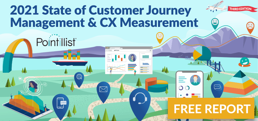 free report: 2021 journey mgmt and cx measurement